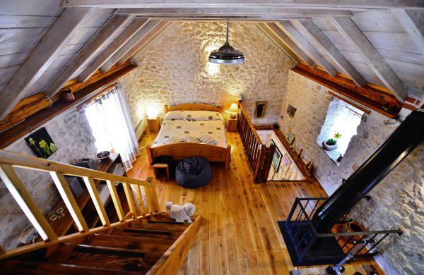 eco villa bedroom
