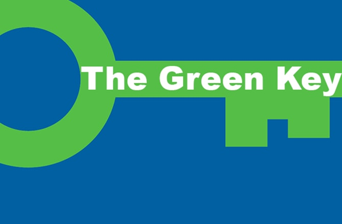 green-key logo